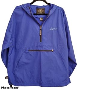 CHARLES RIVER NWT Pack and Go Pullover ~ M